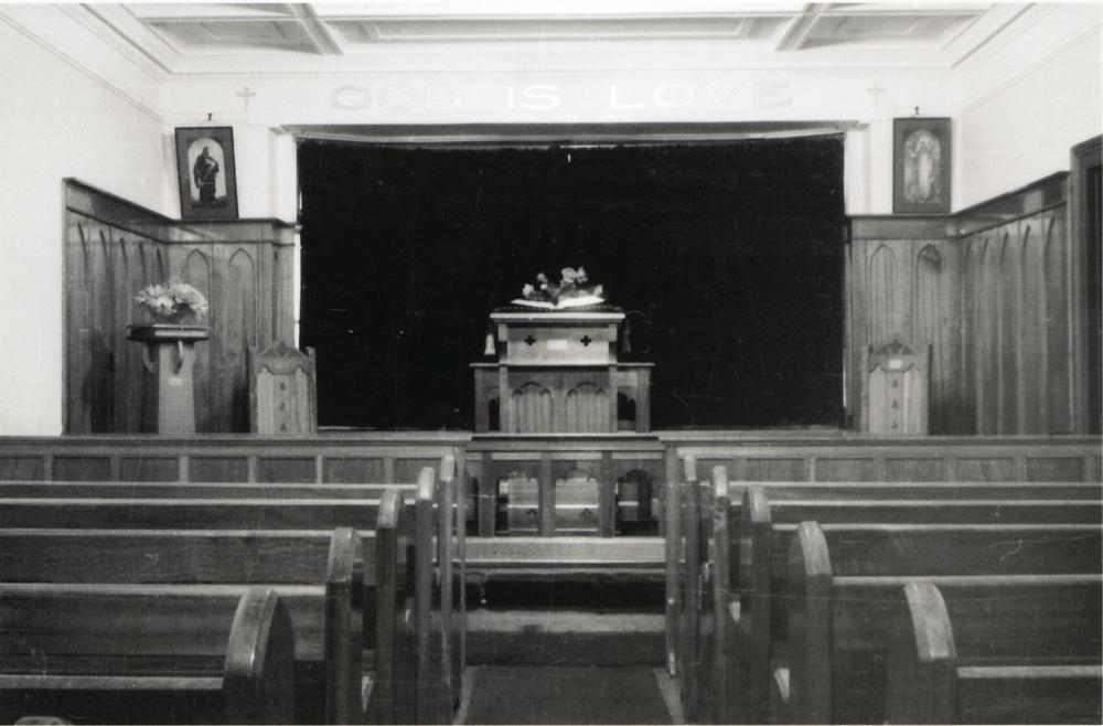 Helen Keller Chapel, Elizabeth House