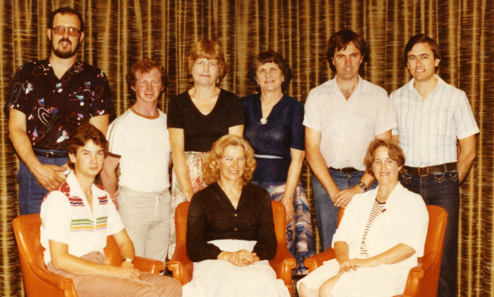 International Year of Disabled Persons Adult Deaf Committee 1981