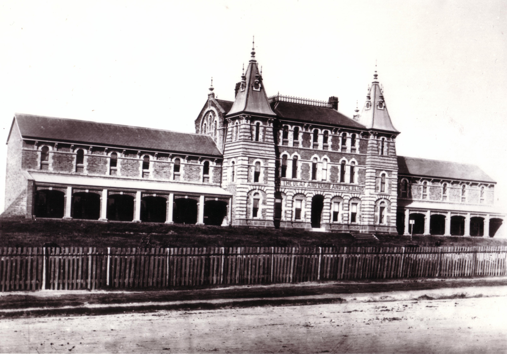 Darlington School building