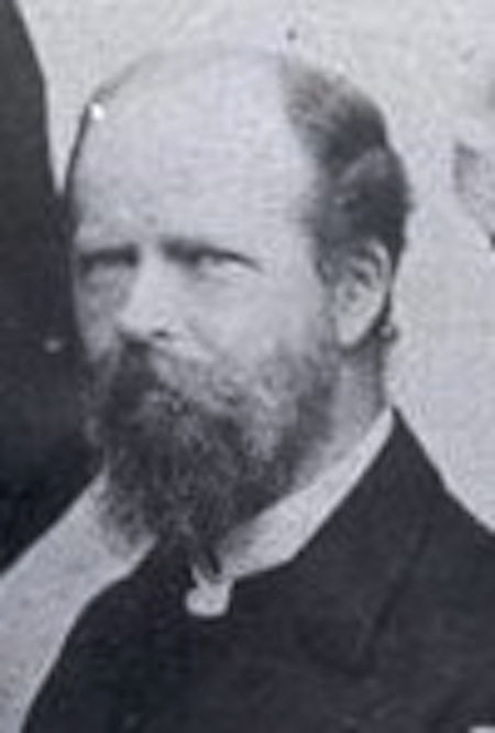 Rev Dr Robert Dey