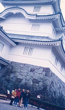 Karelia en el Castillo de Otaki, 1998.