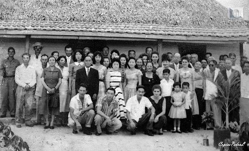 """""""Colonia de japoneses en Pinar del Río""""."""