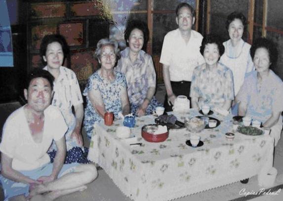 """""""Mieko Inoue visita a su familia en Japón""""."""