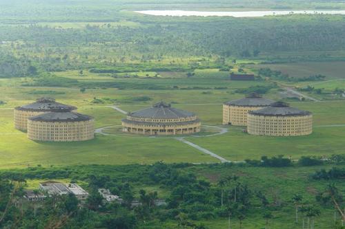 """El """"campo de Internamiento"""" estaba ubicado en el Presidio Modelo, también llamado  Reclusorio Nacional para Varones de la Isla de Pinos."""