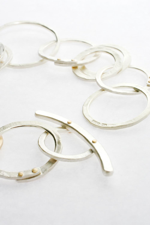 Riveted Link Bracelet