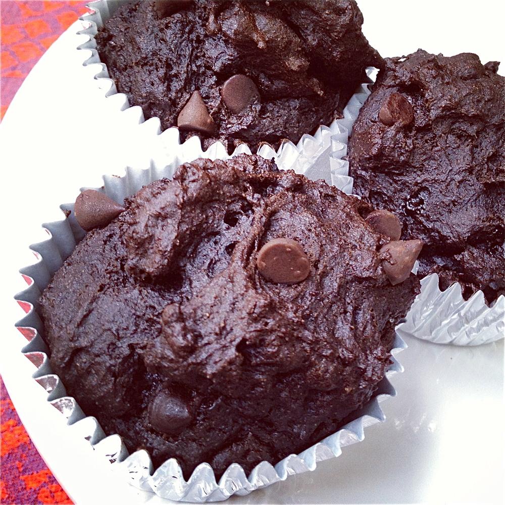 Carob Muffins.JPG