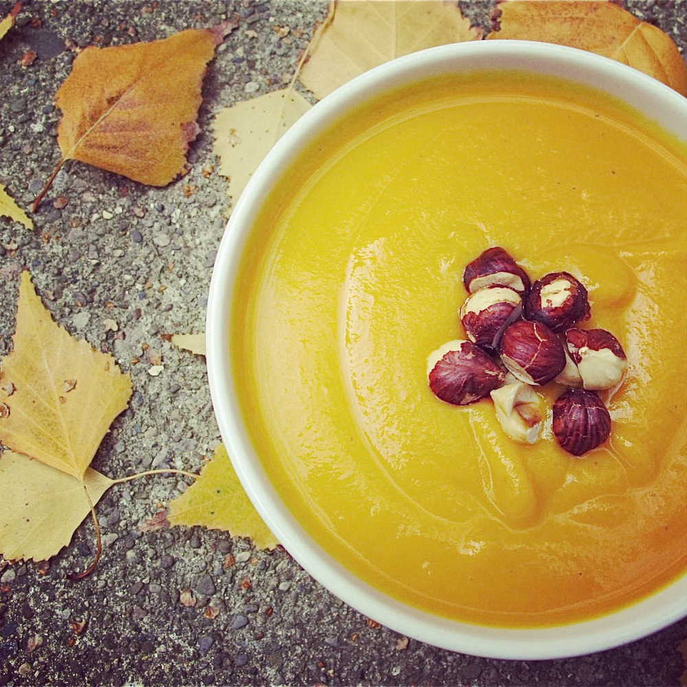 Butternut Squash Soup w: Toasted Hazelnuts.JPG
