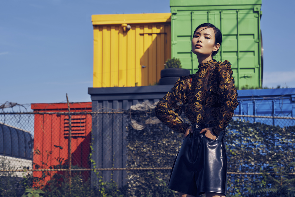 Ling Liu by Paradiso