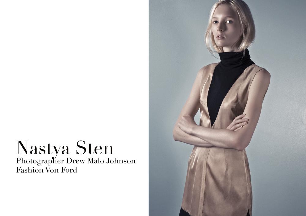 Nastya Sten By Drew Malo Johnson