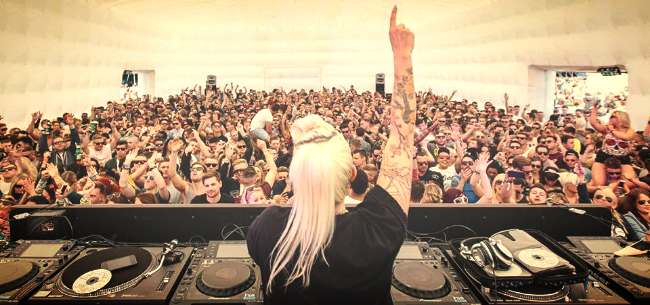 Sam @ WeAre FSTVL in 2013