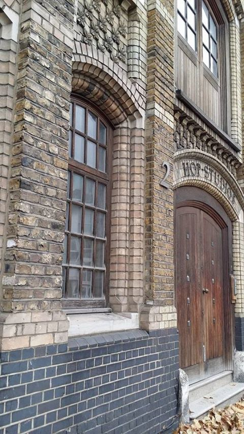 Hop Studios front facade