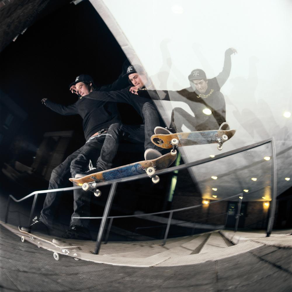 Ben Duncan, Ollie, Hartford, CT 2012