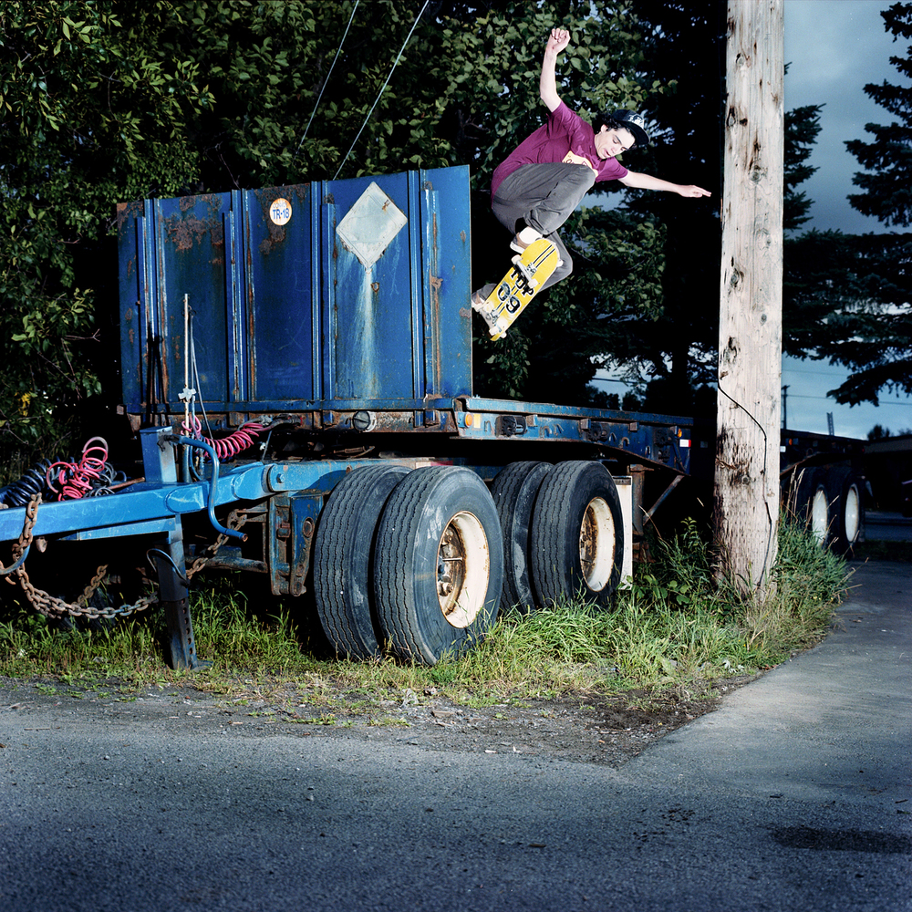 Matt Patafie, Wallie, Ottawa, ON 2009