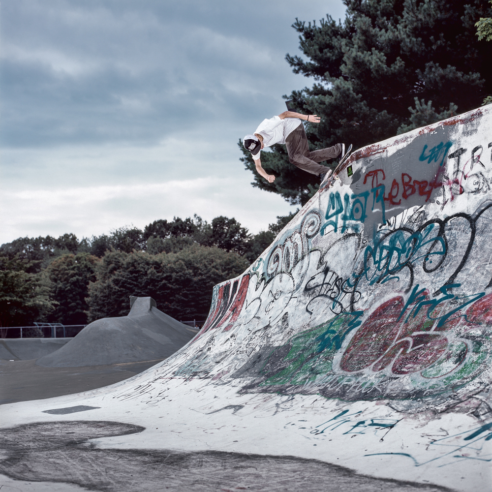 Sam Lind, Backside Lipslide, Groton, CT 2013