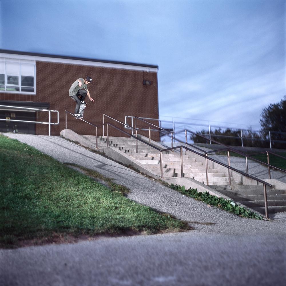 Will Marshall, Crook Pop Over, Toronto, ON 2012