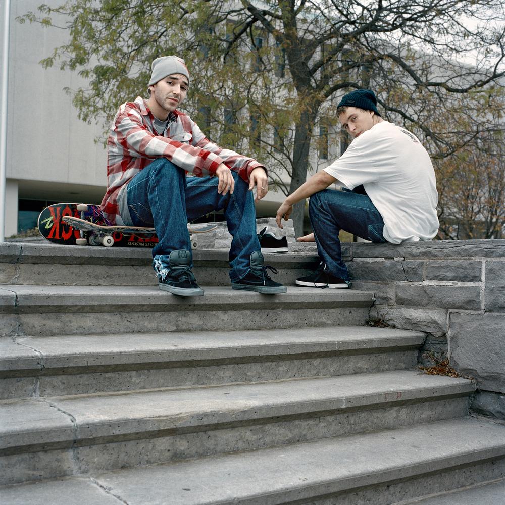 Matt Canadien & Mitch Barrette, Kingston, ON 2011