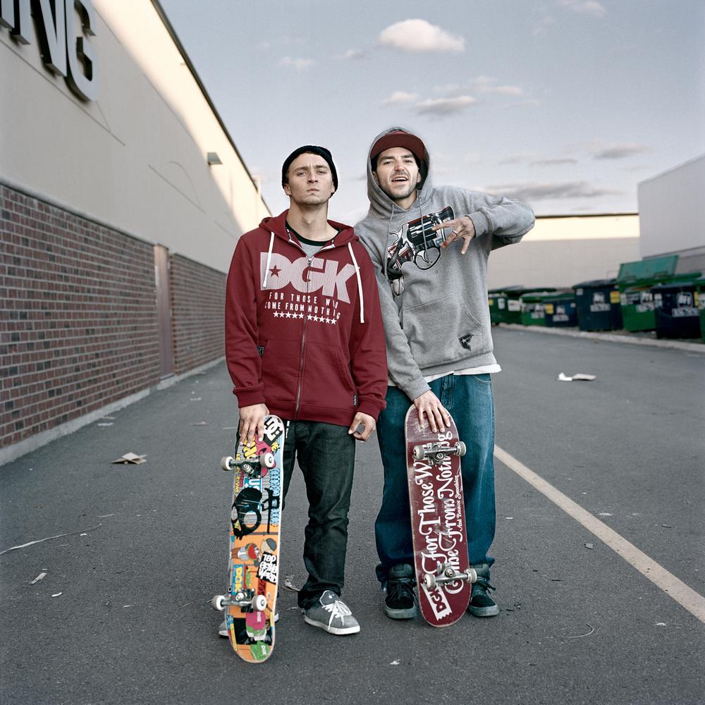 Mitch Barrette & Matt Canadien, Mystks, Ottawa, ON 2011