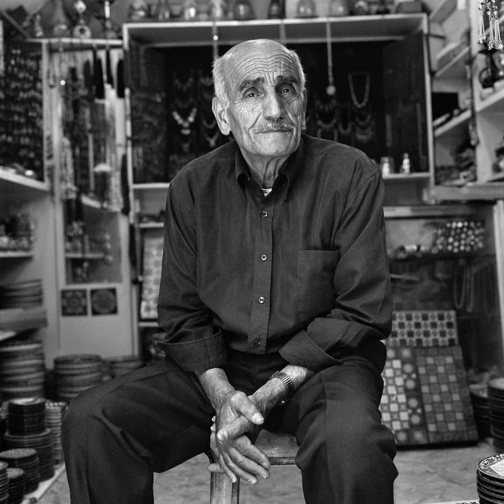 Shopkeeper No. 1, Israel 2011
