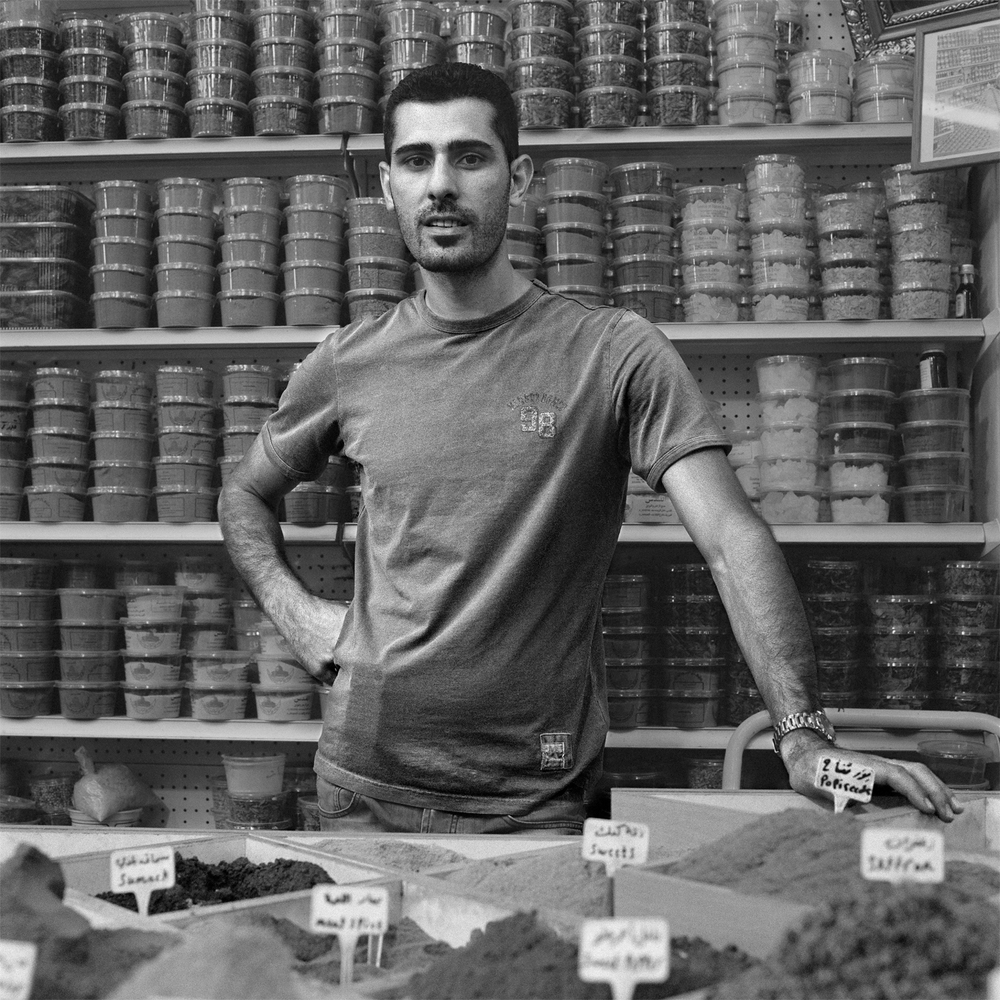 Shopkeeper No. 4, Israel 2011