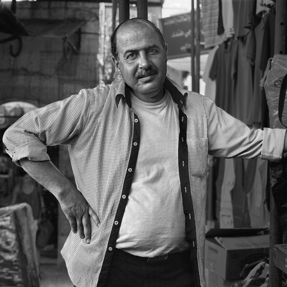 Shopkeeper No. 6, Israel 2011