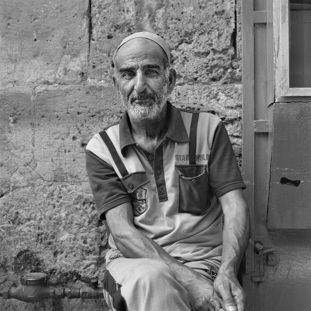 Shopkeeper No. 8, Israel 2011