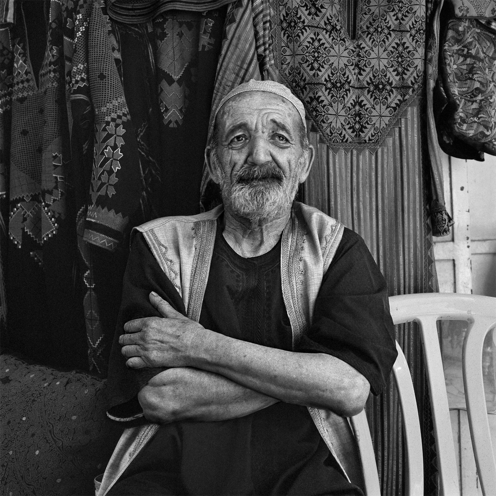 Shopkeeper No. 9, Israel 2011