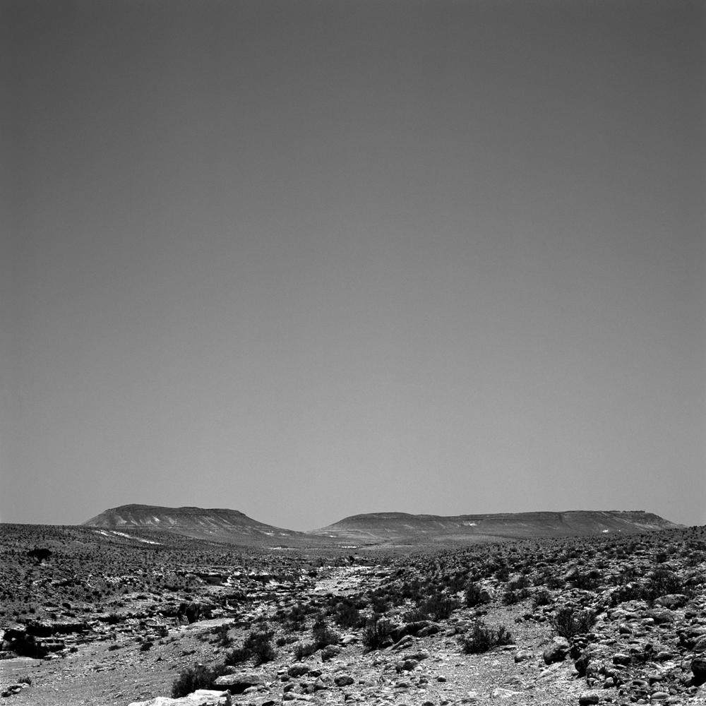 Zin Valley, Negev Desert, Israel 2011