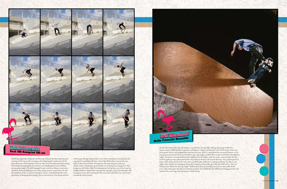 Concrete Skateboarding Issue 119