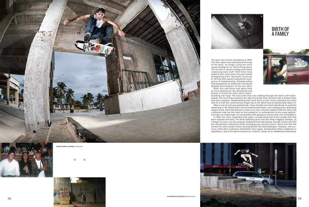 SBC Skateboard Canada Issue 15.3