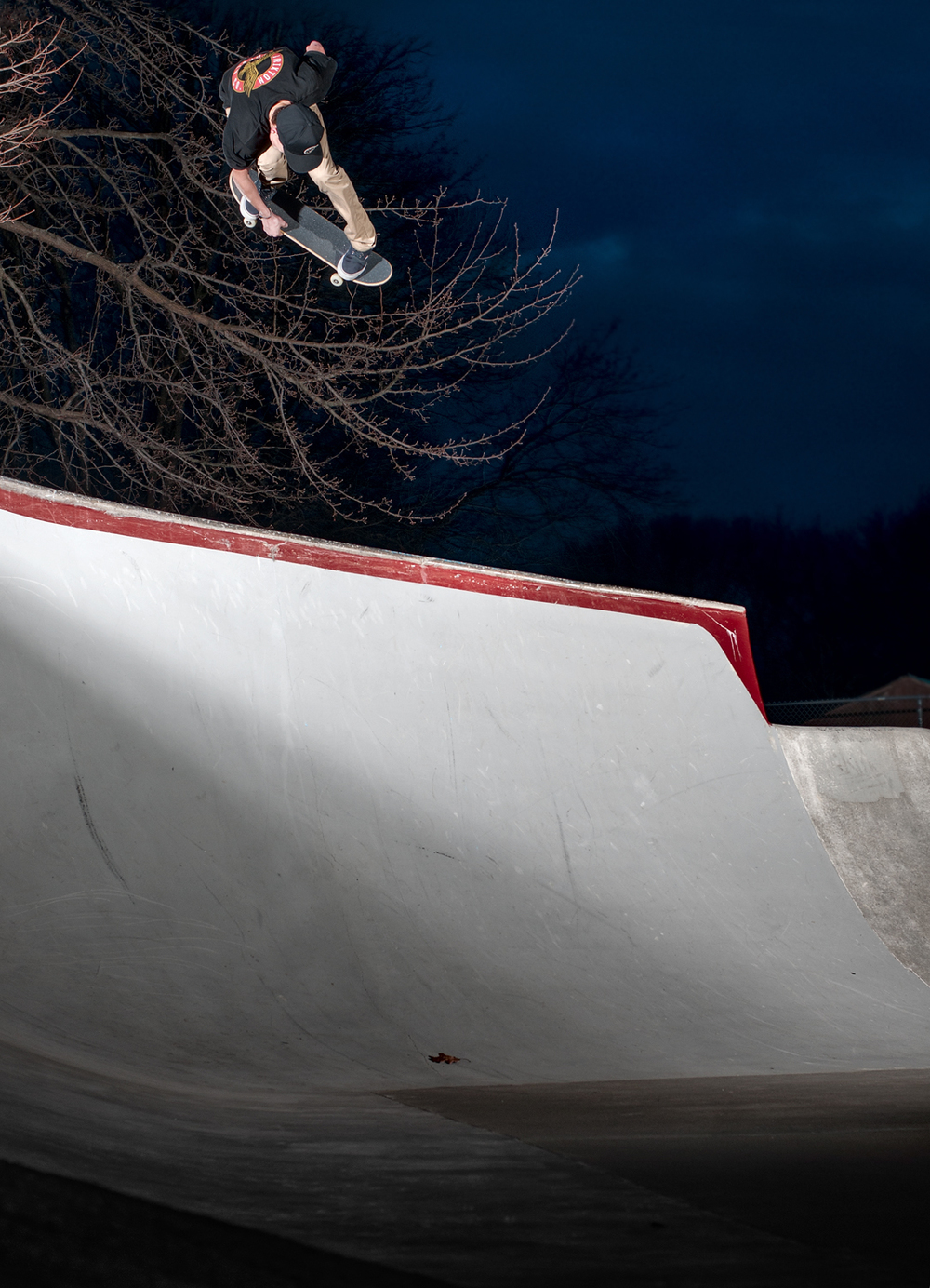 Sam Lind, Backside Indy, Groton, CT 2012