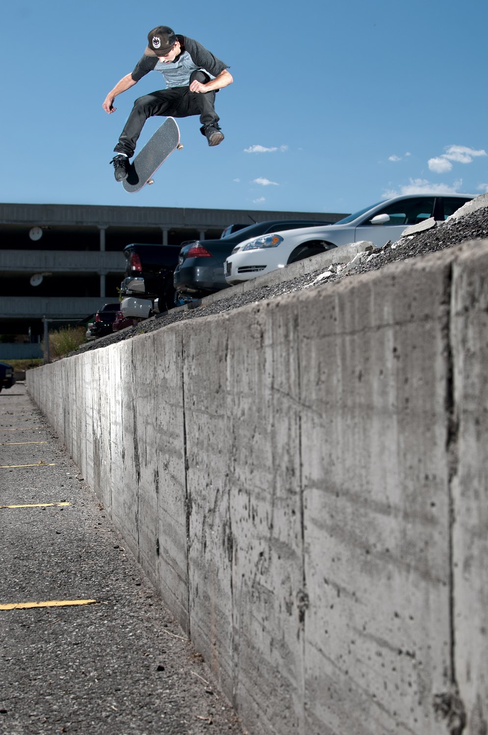 Will Marshall, 360 Flip, Ottawa, ON 2012