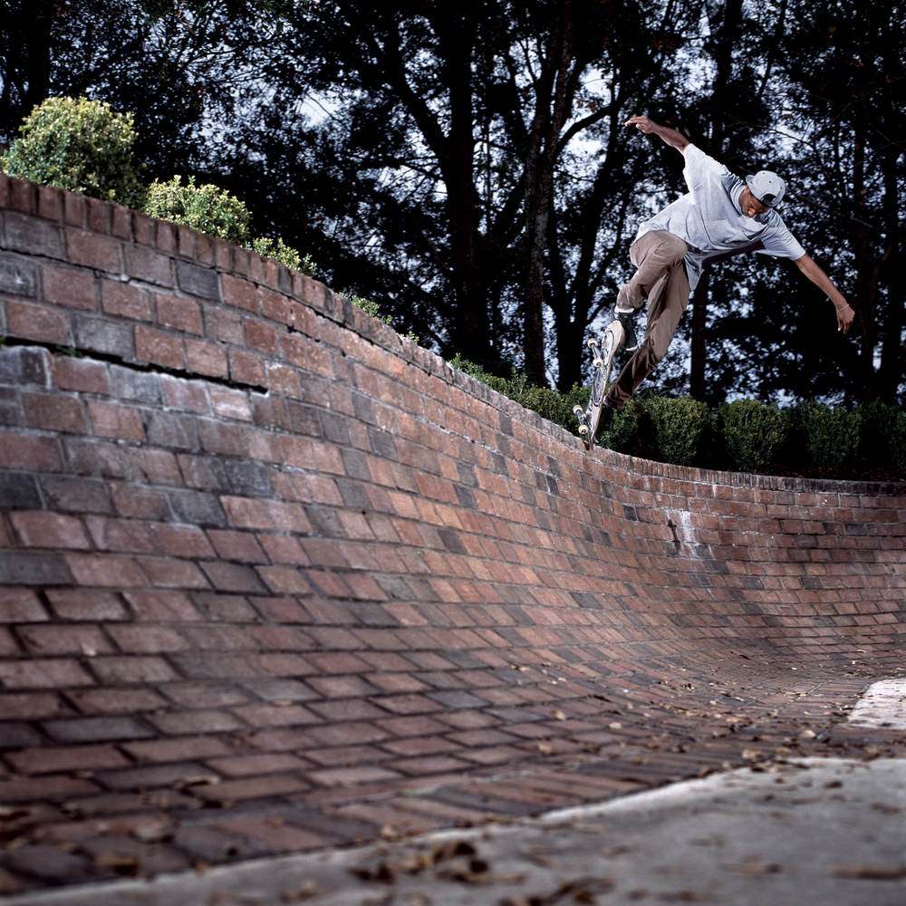 Marcus Denis, Backside Blunt, Orlando, FL 2012