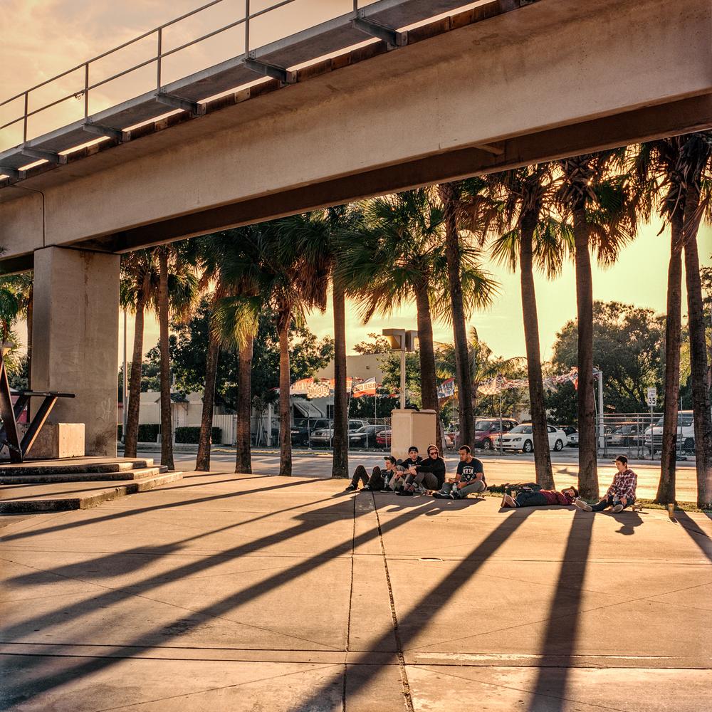 The Homies, Miami, FL 2012