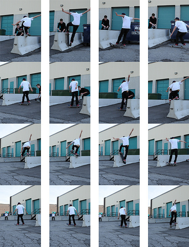 I shot this sequence for fun of Adam.   You can see it big  here