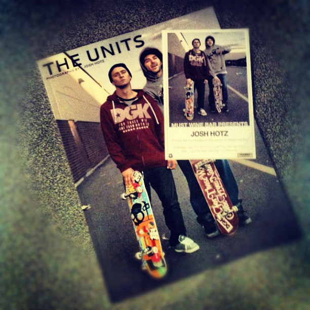 Magazine available at www.straylightpress.com only $8 or $25 with a limited edition print! Show @mustwinebar 41 William St Oct 2nd don't miss it! #mustwinebarpresentsjoshhotz (Taken with Instagram)