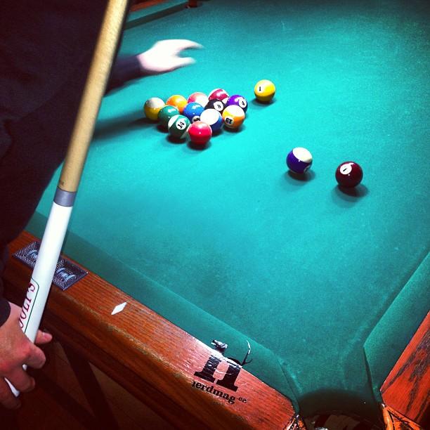 @herdmag #billiards #fadedpools