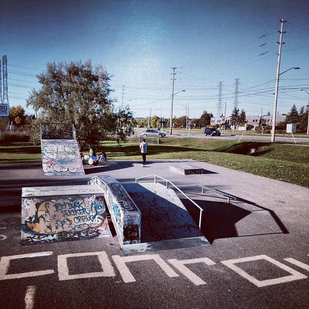 #solodolo #conroy #shithole  (at Conroy Skatepark)