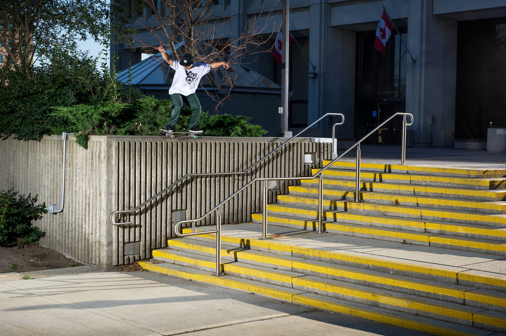 Mitch Barrette, Gap 50-50, Ottawa, ON 2013