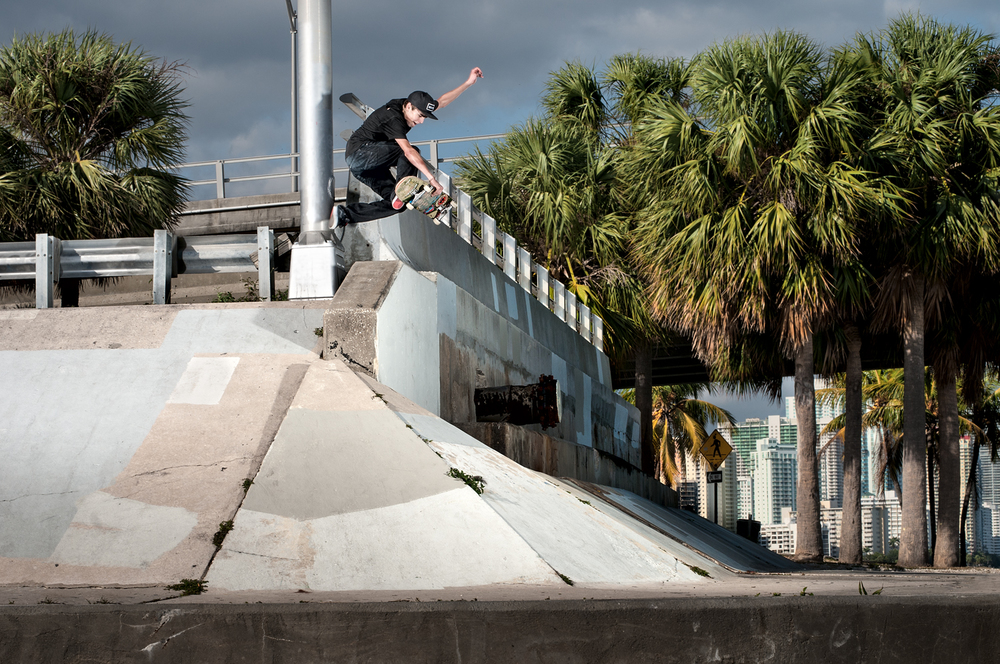 Sam Lind, Boneless, Miami, FL 2013
