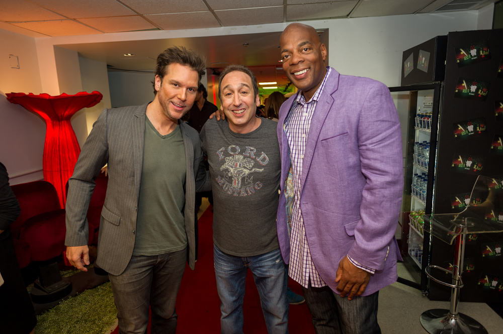 Dane Cook, Jeremy Hotz, Alonzo Bodden, Just For Laughs: Dane Cook Gala, Montreal 2013