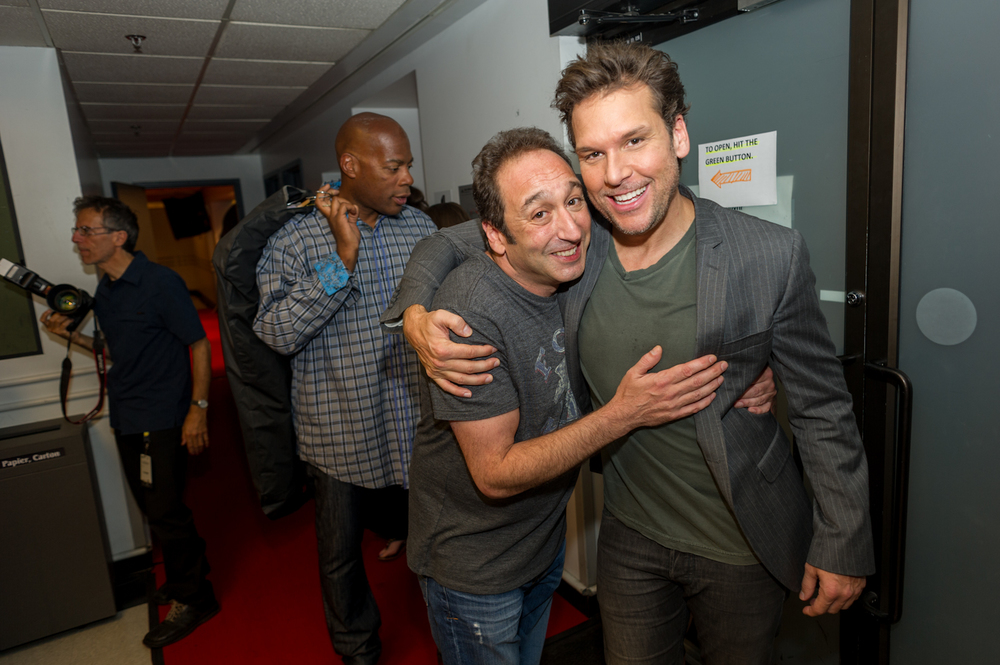 Jeremy Hotz & Dane Cook, Just For Laughs: Dane Cook Gala, Montreal 2013