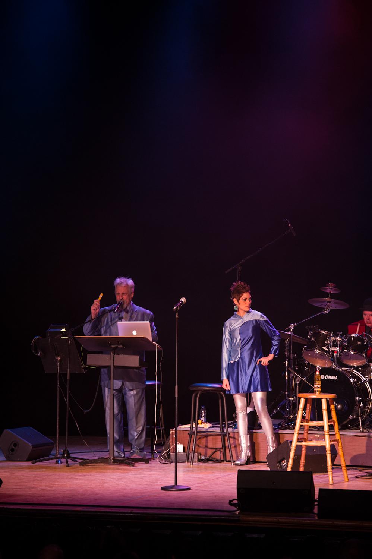 Bonzai Suzuki, Massey Hall NYE Comedy Extravaganza, Toronto 2014