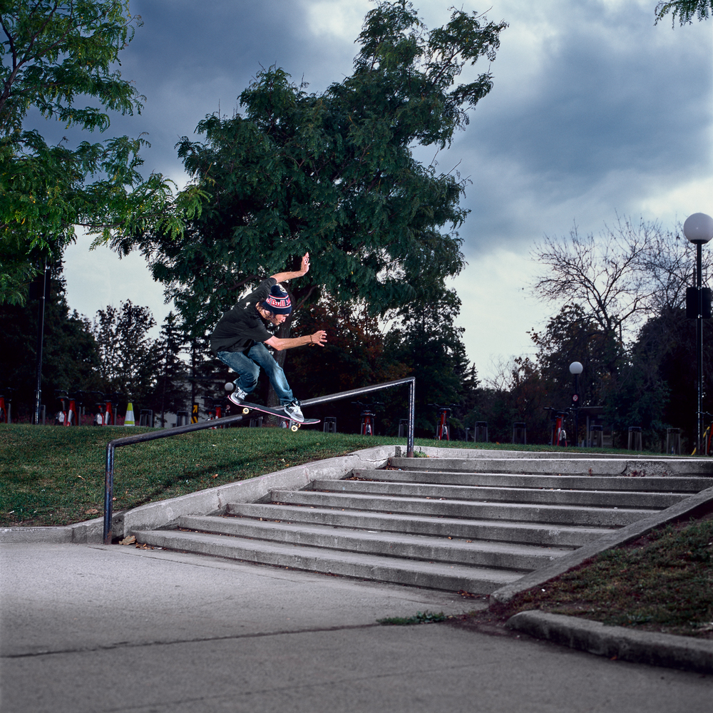 Torey Pudwill, Back Smith, Ottawa, ON 2013