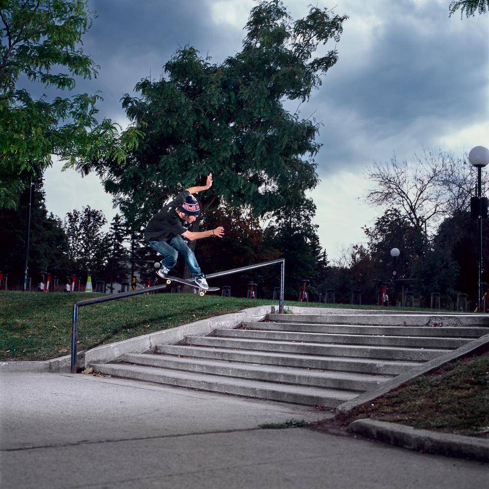 Torey Pudwill, Back Smith, Ottawa, ON 2013