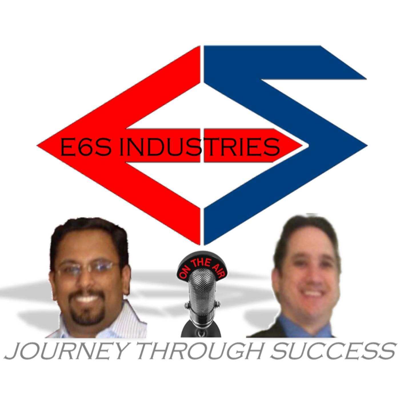 E6S-Methods Lean Six Sigma Performance Podcast with Aaron Spearin & Jacob Kurian