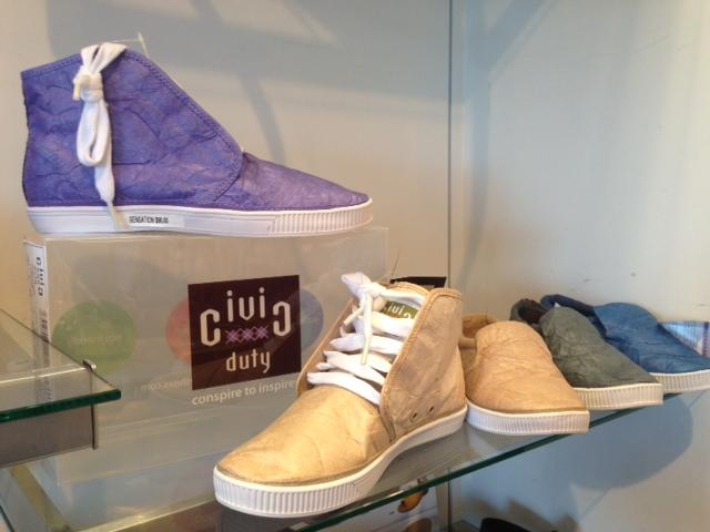 Civic Duty Shoes