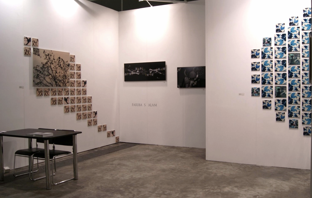 Art Basel Hong Kong, Solo Booth, Art Plus Shanghai Gallery, 2012.
