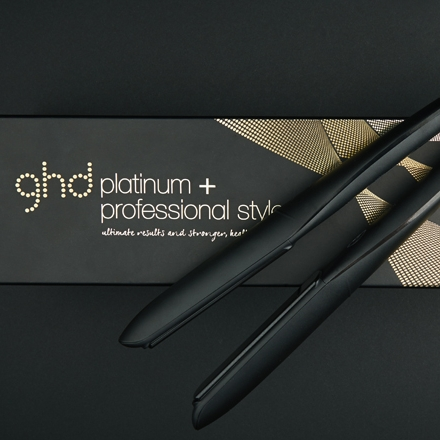 GHD Platinum + Flat Iron - $299