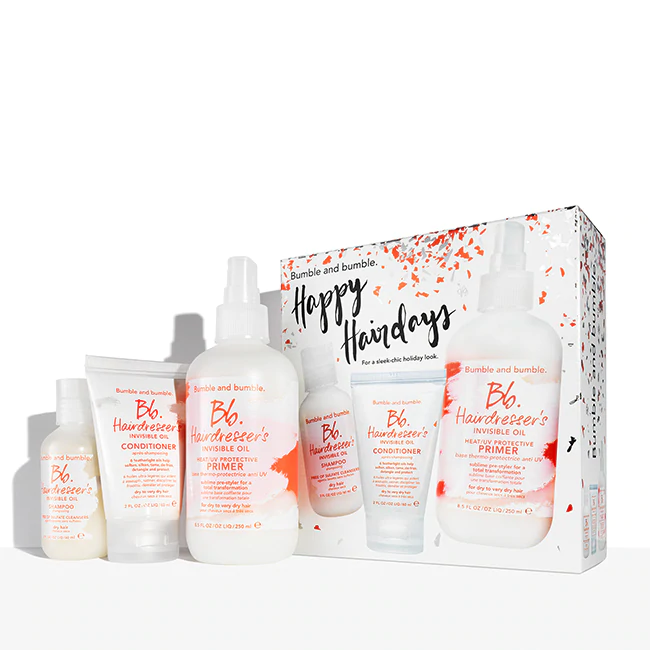 Bb Silken + Smooth Trio Holiday Gift Set - $39