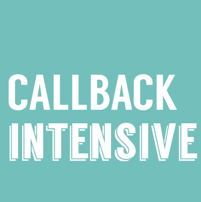WEEKEND COMMERCIAL CALLBACK INTENSIVE